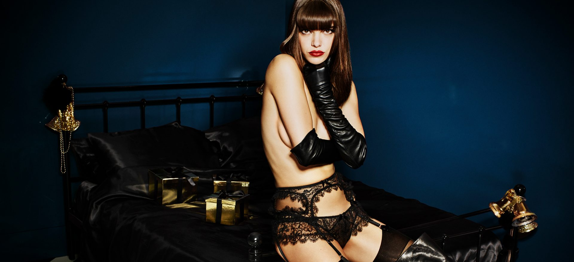 b2e529b4a8 Agent Provocateur Naughty or Nice  WhatsApp Campaign - Cult